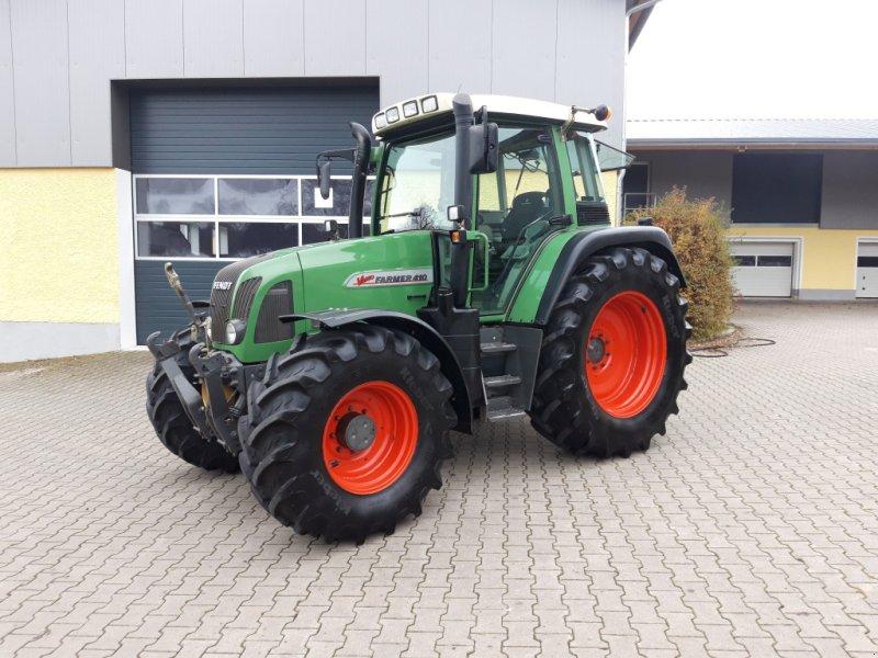 Traktor des Typs Fendt Farmer 410 Vario, Gebrauchtmaschine in Tirschenreuth (Bild 1)