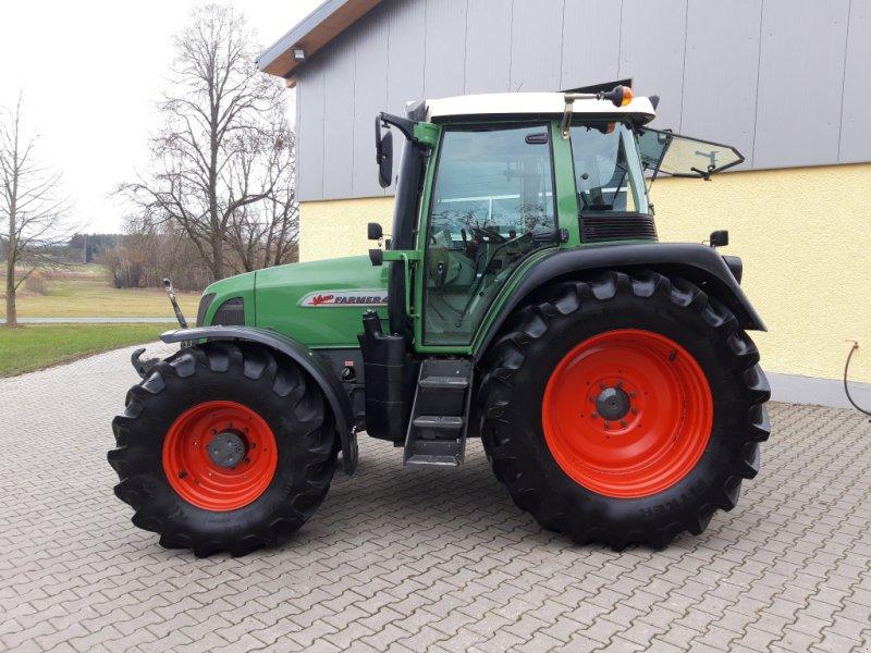 Traktor des Typs Fendt Farmer 410 Vario, Gebrauchtmaschine in Tirschenreuth (Bild 2)