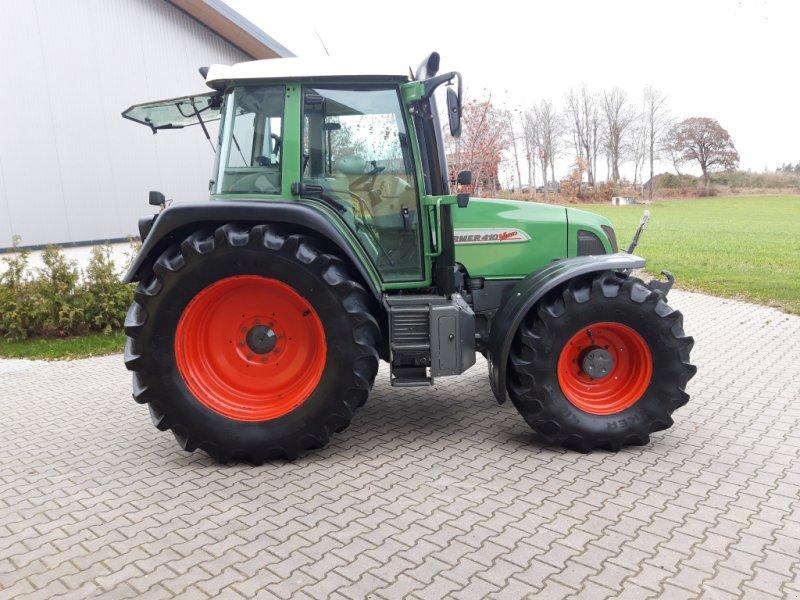 Traktor des Typs Fendt Farmer 410 Vario, Gebrauchtmaschine in Tirschenreuth (Bild 6)