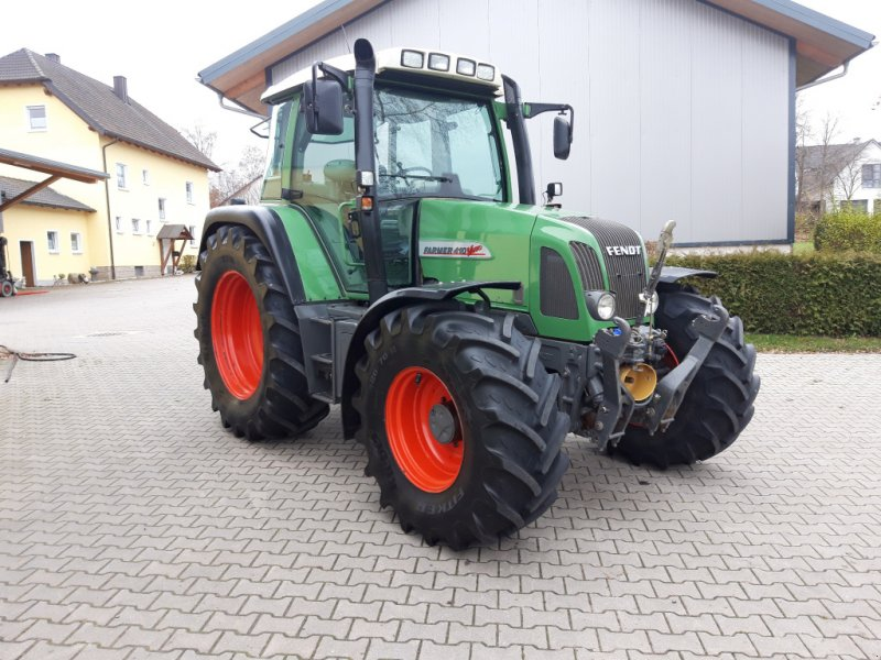 Traktor des Typs Fendt Farmer 410 Vario, Gebrauchtmaschine in Tirschenreuth (Bild 7)