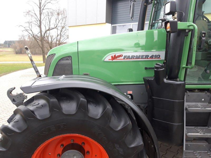 Traktor des Typs Fendt Farmer 410 Vario, Gebrauchtmaschine in Tirschenreuth (Bild 9)