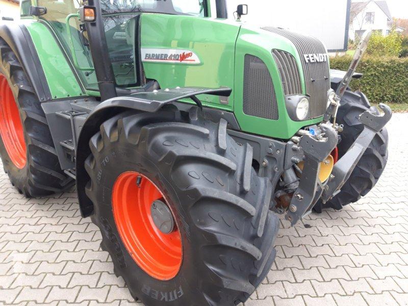 Traktor des Typs Fendt Farmer 410 Vario, Gebrauchtmaschine in Tirschenreuth (Bild 10)