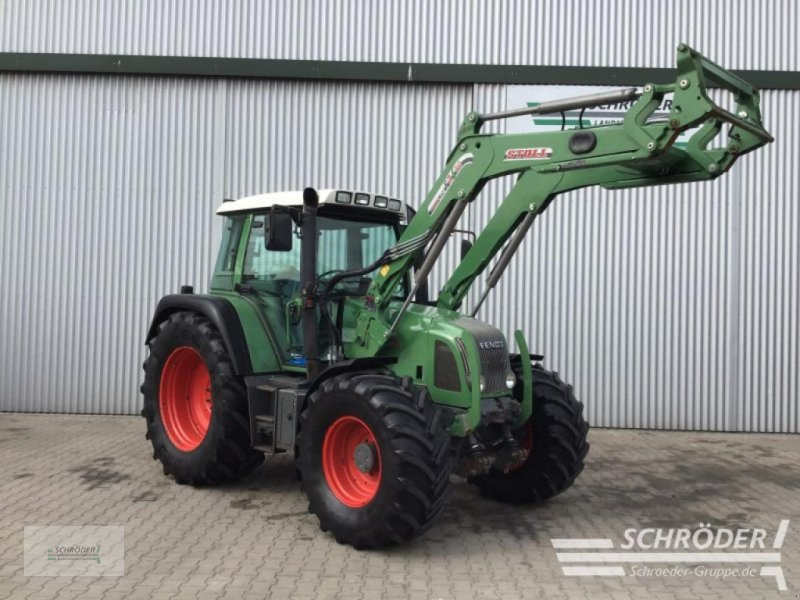 Traktor типа Fendt FARMER 411 VARIO, Gebrauchtmaschine в Wildeshausen (Фотография 1)