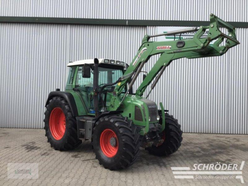 Traktor des Typs Fendt FARMER 411 VARIO, Gebrauchtmaschine in Wildeshausen (Bild 1)