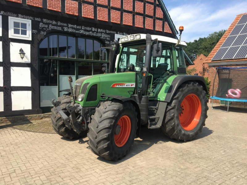 Traktor a típus Fendt Farmer 411, Gebrauchtmaschine ekkor: Bohmte (Kép 1)