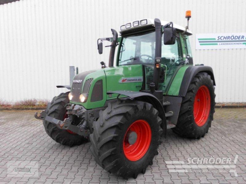 Traktor des Typs Fendt Farmer 412 Vario, Gebrauchtmaschine in Westerstede (Bild 1)