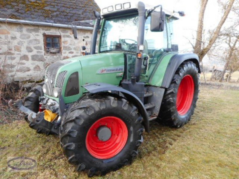Traktor des Typs Fendt Farmer 412 Vario, Gebrauchtmaschine in Münzkirchen (Bild 1)