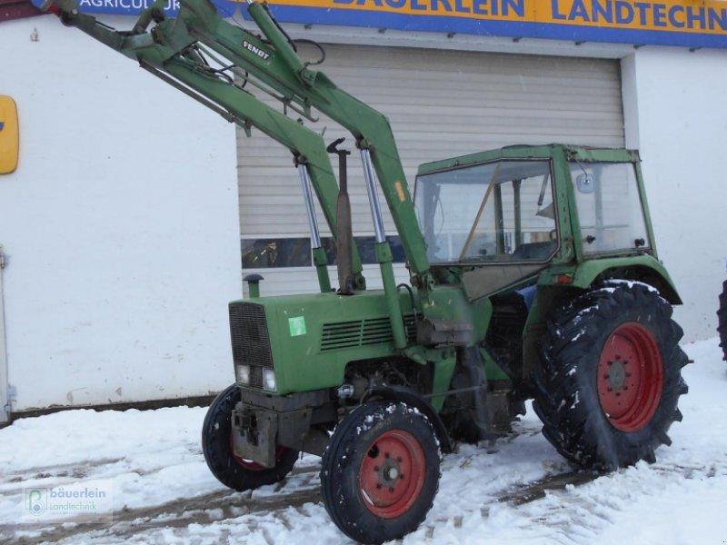 Traktor типа Fendt Farmer 4S, Gebrauchtmaschine в Buch am Wald (Фотография 1)