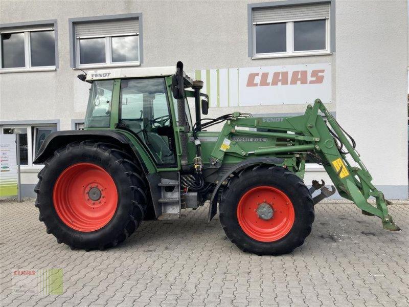 Traktor des Typs Fendt FARMER 512 LSA, Gebrauchtmaschine in Aurach (Bild 1)