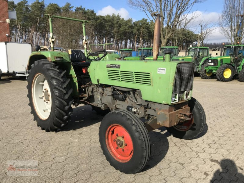 Traktor tip Fendt Favorit 105 S Turbomatik, Gebrauchtmaschine in Marl (Poză 1)