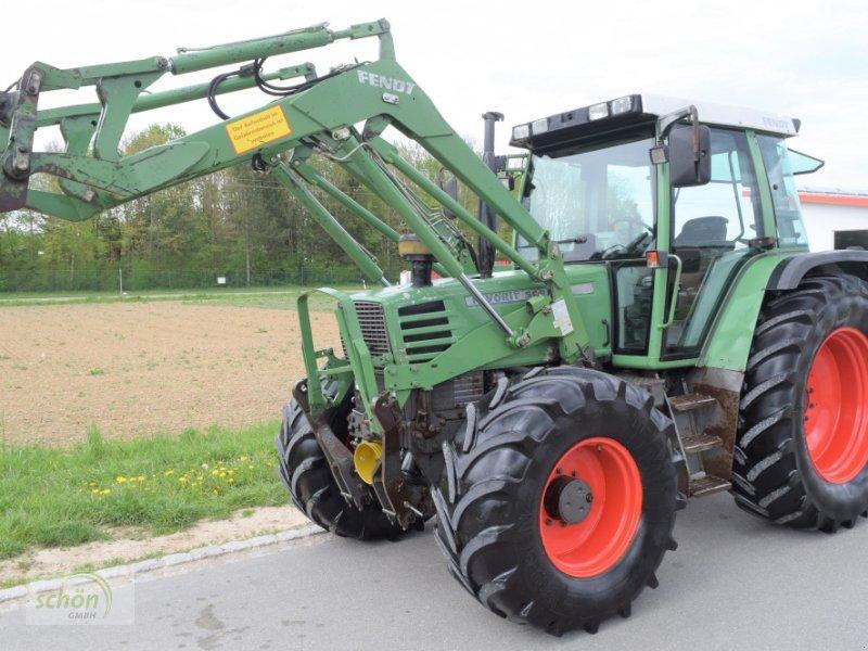 Traktor tipa Fendt Favorit 509 C - 50 km/h möglich - mit gefederter Vorderachse, FH, FZ, FL, DL - Motor schon erneuert, Gebrauchtmaschine u Burgrieden (Slika 1)