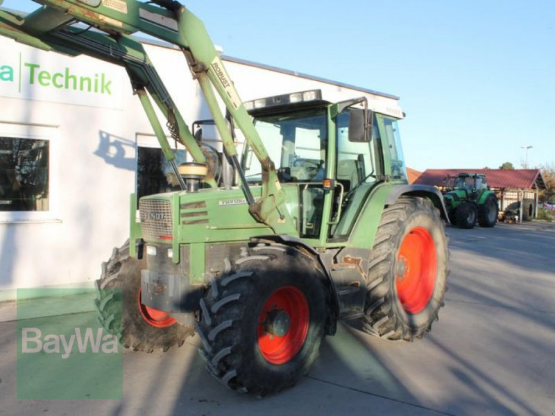Traktor des Typs Fendt FAVORIT 509 C, Gebrauchtmaschine in Straubing (Bild 5)