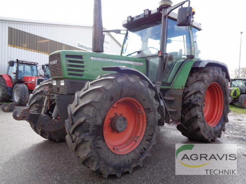 Traktor des Typs Fendt FAVORIT 512 C, Gebrauchtmaschine in Gyhum-Nartum (Bild 1)