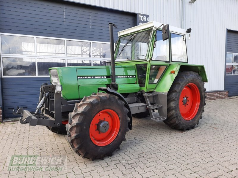 Traktor des Typs Fendt Favorit 600 LS *Überholt*, Gebrauchtmaschine in Lamstedt (Bild 1)
