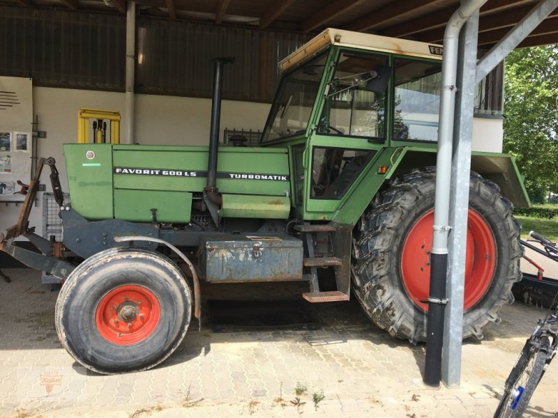 Kép Fendt Favorit 600 LS