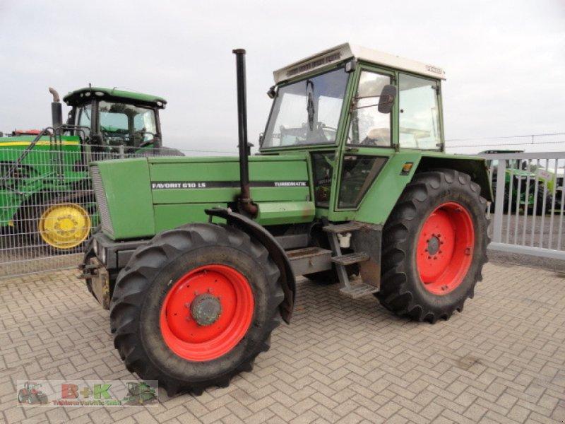 Traktor des Typs Fendt Favorit 610 LS, Gebrauchtmaschine in Kettenkamp (Bild 1)