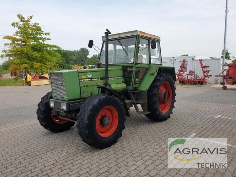 Traktor des Typs Fendt FAVORIT 610 LSA, Gebrauchtmaschine in Calbe / Saale (Bild 1)