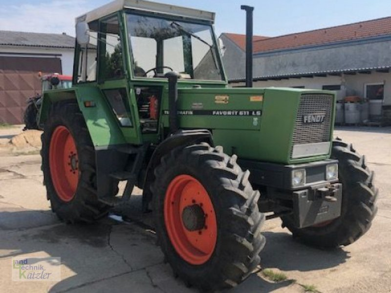 Traktor a típus Fendt Favorit 611 LS, Gebrauchtmaschine ekkor: Deutsch-Wagram (Kép 1)