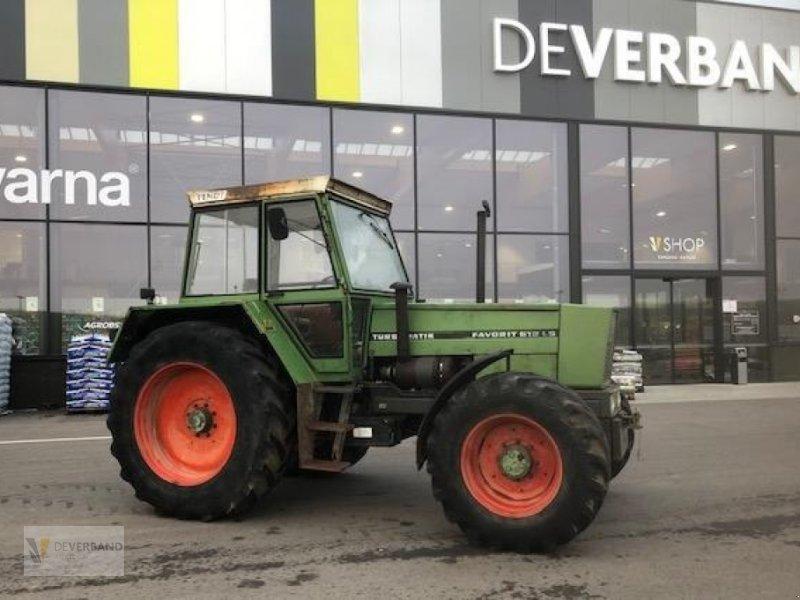 Traktor des Typs Fendt Favorit 612 LS, Gebrauchtmaschine in Colmar-Berg (Bild 1)