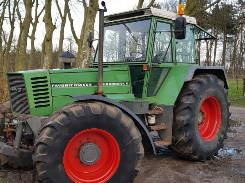 Traktor tip Fendt Favorit 614/615 E, Gebrauchtmaschine in Bergen op Zoom (Poză 1)
