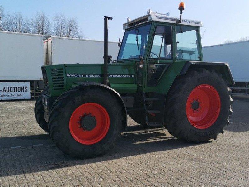 Traktor a típus Fendt Favorit 615LSA Turbomatik E, Gebrauchtmaschine ekkor: Leende (Kép 1)