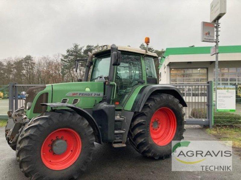 Traktor des Typs Fendt FAVORIT 714 VARIO, Gebrauchtmaschine in Hörstel (Bild 1)