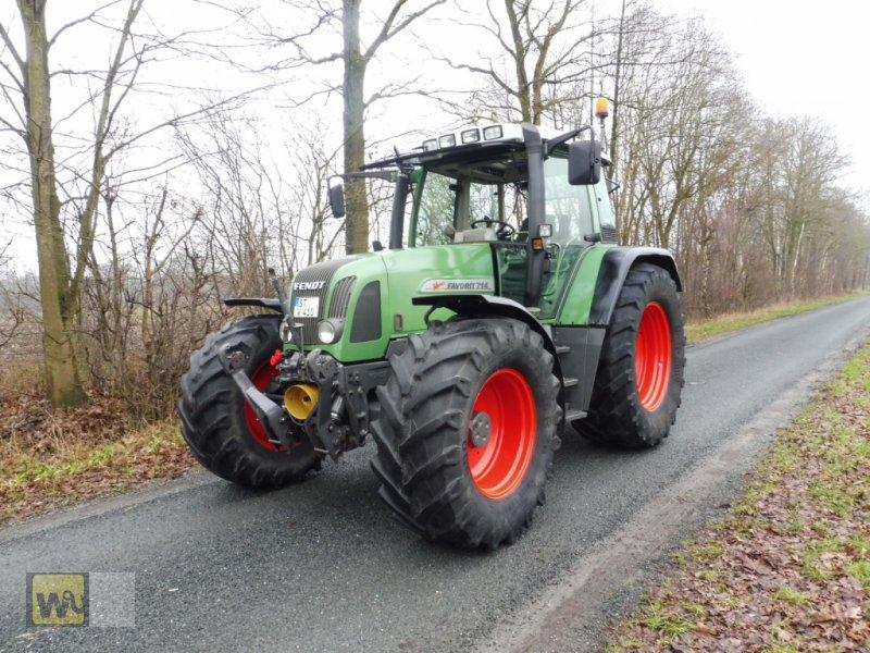 Traktor des Typs Fendt FAVORIT 714 VARIO, Gebrauchtmaschine in Metelen (Bild 1)