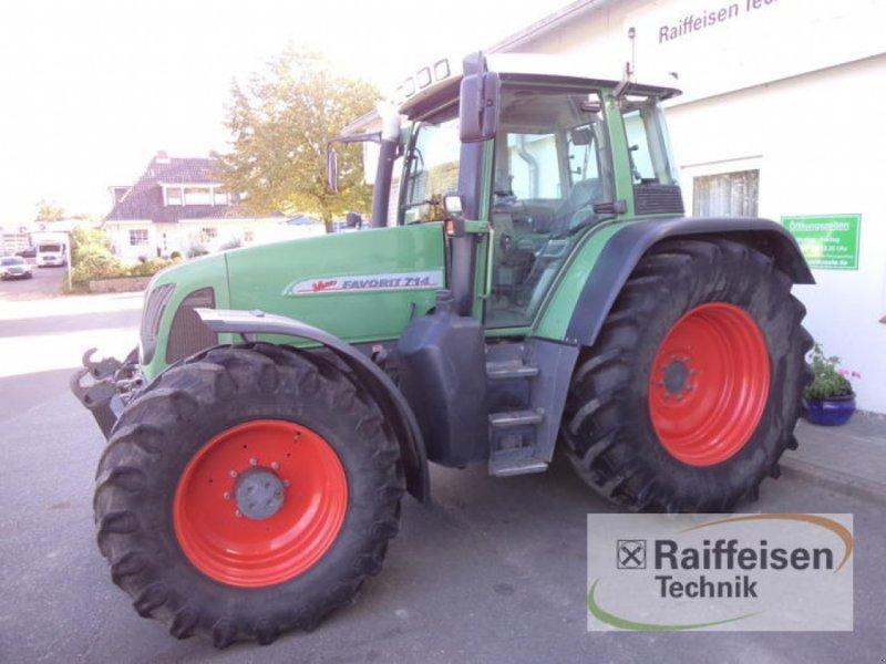 Traktor des Typs Fendt Favorit 714, Gebrauchtmaschine in Eckernförde (Bild 3)