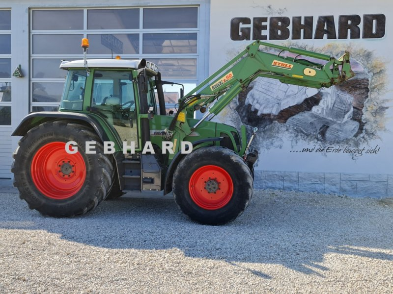 Traktor des Typs Fendt Favorit 716 Vario 50 Km/H mit Frontlader, Gebrauchtmaschine in Großschönbrunn (Bild 1)