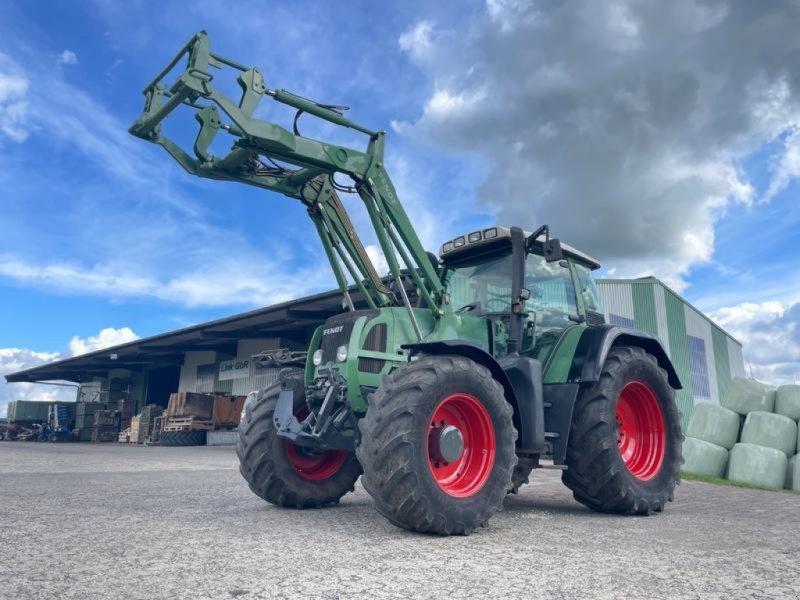 Traktor des Typs Fendt Favorit 716 Vario TMS, Gebrauchtmaschine in Steinau  (Bild 1)