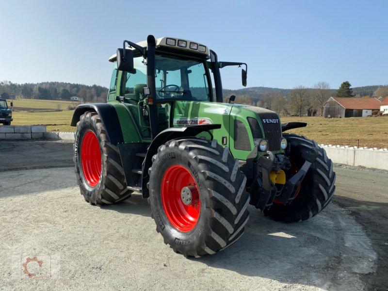 Traktor του τύπου Fendt Favorit 716 Vario, Gebrauchtmaschine σε Tiefenbach (Φωτογραφία 1)