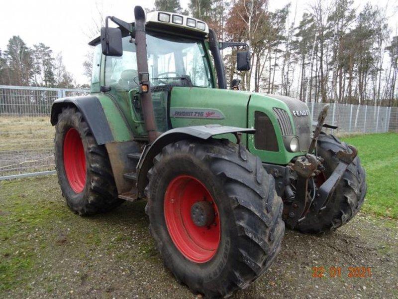 Traktor des Typs Fendt FAVORIT 716 VARIO, Gebrauchtmaschine in Wittingen (Bild 1)