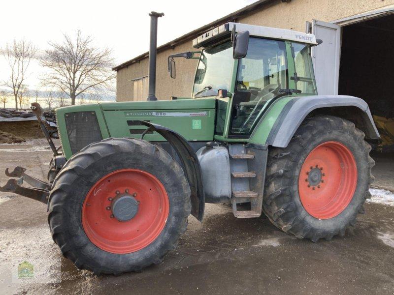 Traktor tipa Fendt Favorit 818 Turboshift, Gebrauchtmaschine u Salsitz (Slika 1)