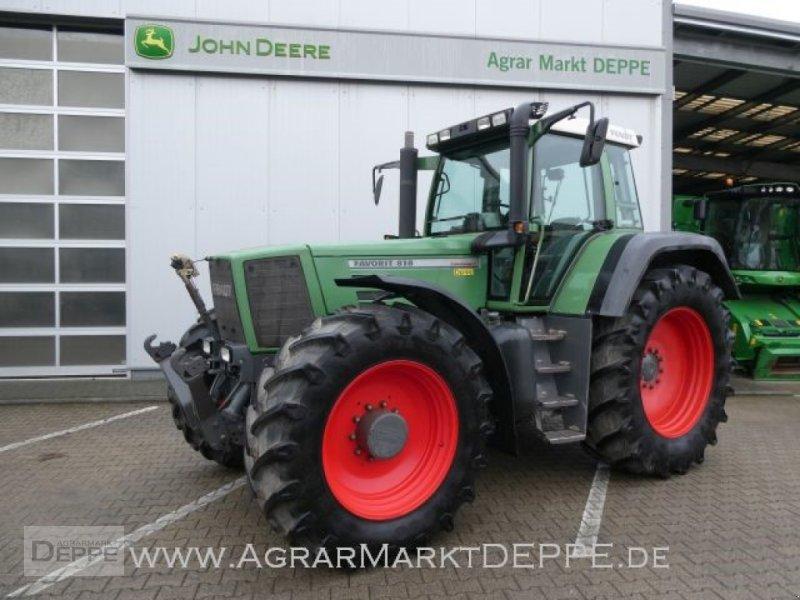 Traktor του τύπου Fendt Favorit 818, Gebrauchtmaschine σε Bad Lauterberg-Barbis (Φωτογραφία 1)