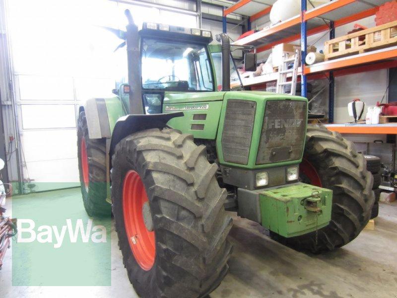 Traktor a típus Fendt FAVORIT 920 VARIO, Gebrauchtmaschine ekkor: Großweitzschen  (Kép 2)