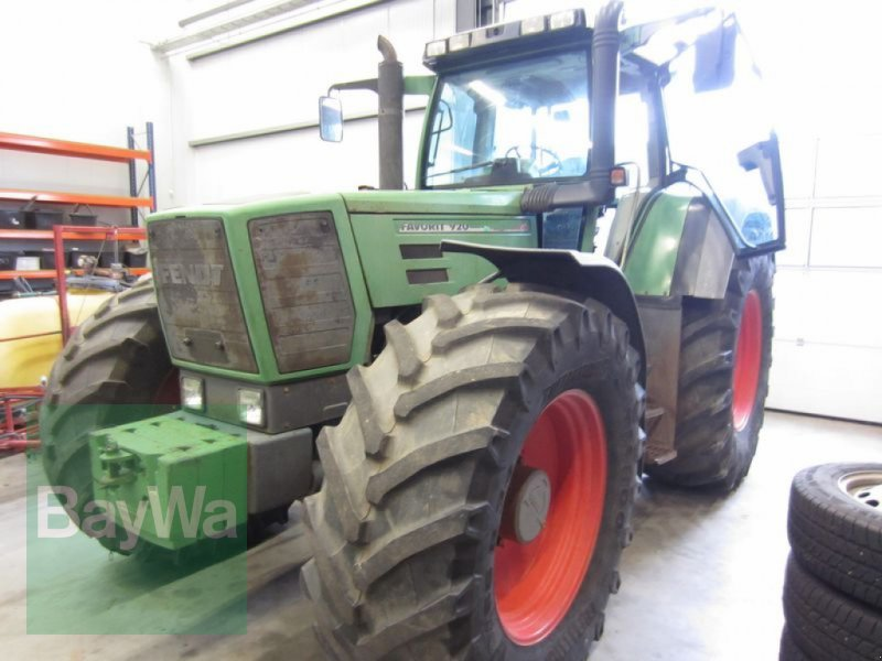 Traktor a típus Fendt FAVORIT 920 VARIO, Gebrauchtmaschine ekkor: Großweitzschen  (Kép 1)