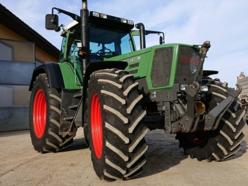 Traktor типа Fendt Favorit 920, Gebrauchtmaschine в Doren (Фотография 1)