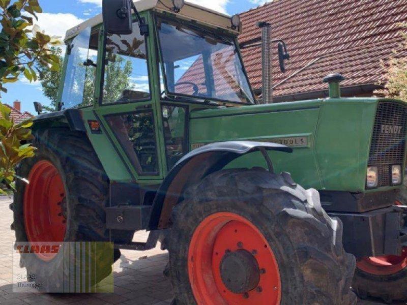 Traktor a típus Fendt Fendt 309 LS, Gebrauchtmaschine ekkor: Vachdorf (Kép 1)