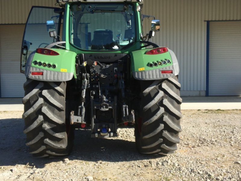 Traktor типа Fendt Fendt 724 Vario Profi Plus, Gebrauchtmaschine в Egenburg (Фотография 4)