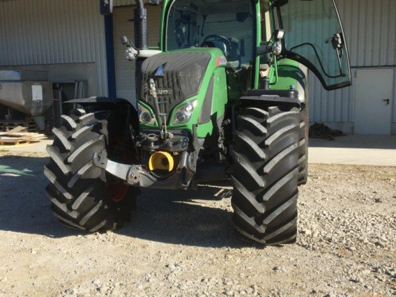Traktor типа Fendt Fendt 724 Vario Profi Plus, Gebrauchtmaschine в Egenburg (Фотография 2)