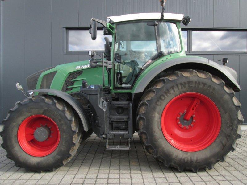 Traktor des Typs Fendt Fendt 828 Vario S4 Profi Plus Topcon RTK, Gebrauchtmaschine in Wülfershausen an der Saale (Bild 1)