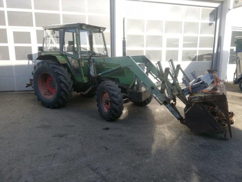Traktor des Typs Fendt Forsttraktor 108 S, Gebrauchtmaschine in St. Johann (Bild 1)