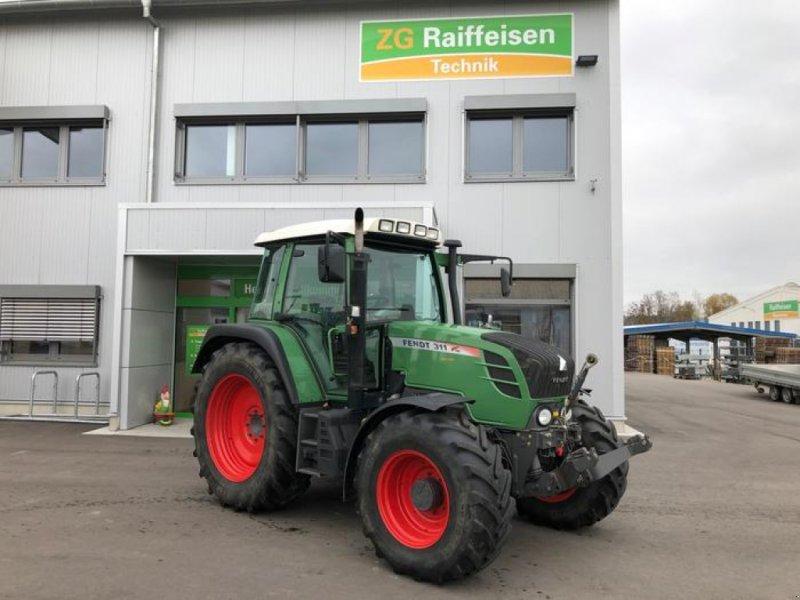 Traktor des Typs Fendt Gebr. 311 Vario TMS, Gebrauchtmaschine in Wiesloch (Bild 1)
