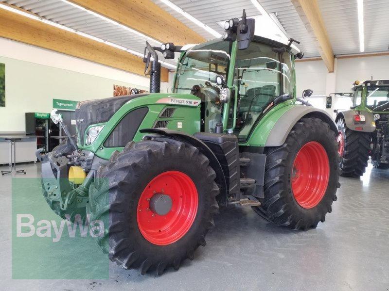 Traktor des Typs Fendt GEBR. 516 SCR PROFI PLUS(T), Gebrauchtmaschine in Bamberg (Bild 1)