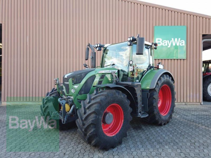 Traktor du type Fendt GEBR. FENDT 720 VARIO SCR, Gebrauchtmaschine en Manching (Photo 1)