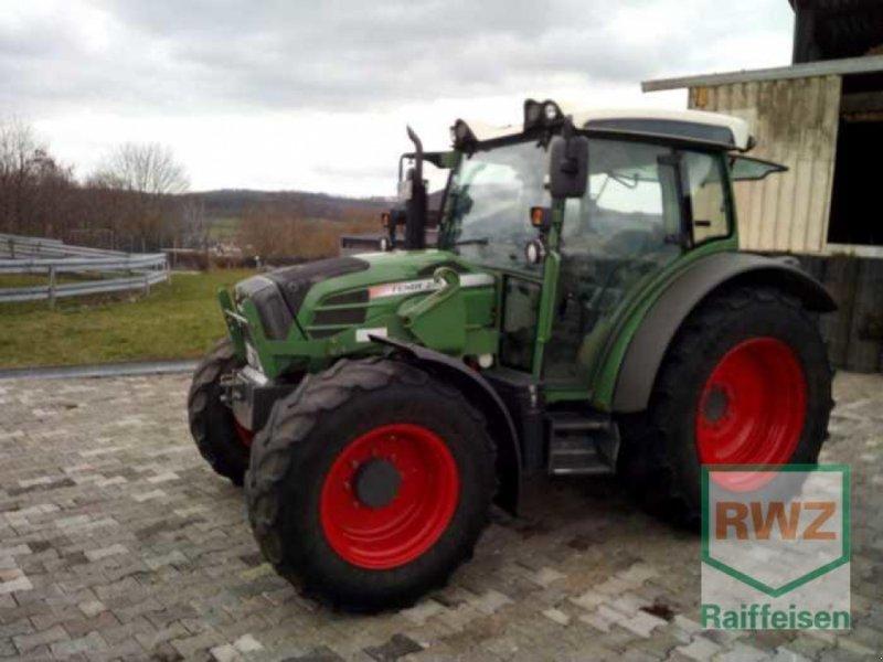 Traktor des Typs Fendt gebr. Schlepper 209 Vari, Gebrauchtmaschine in Alsfeld (Bild 1)