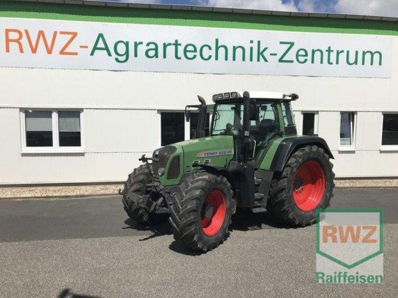 Traktor des Typs Fendt gebr. Schlepper 820, Gebrauchtmaschine in Kastellaun (Bild 2)