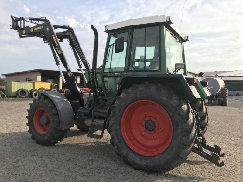 Traktor des Typs Fendt GT 390, Gebrauchtmaschine in Steinau  (Bild 5)