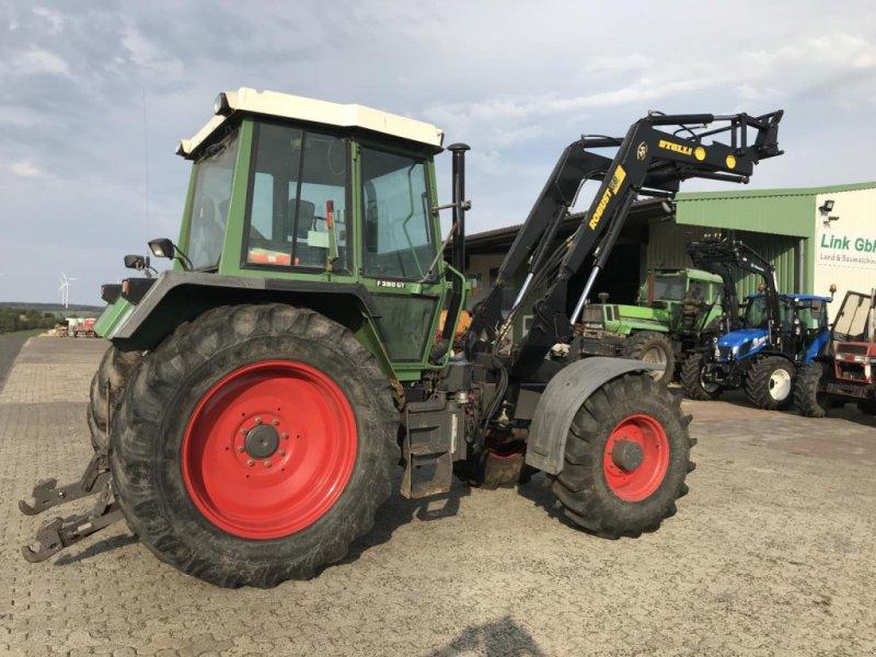 Traktor des Typs Fendt GT 390, Gebrauchtmaschine in Steinau  (Bild 3)