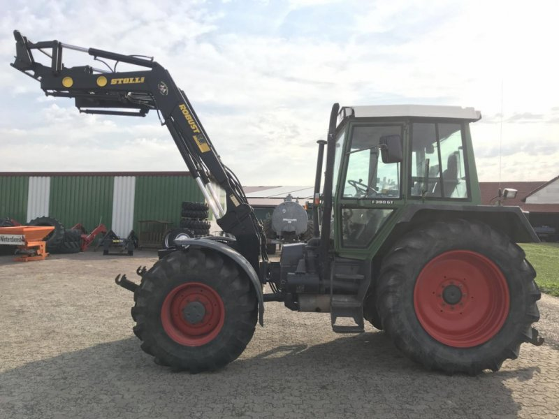 Traktor des Typs Fendt GT 390, Gebrauchtmaschine in Steinau  (Bild 6)